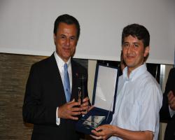 Rotary Kulübü'nden İlçe Milli Eğitim'e ödül!