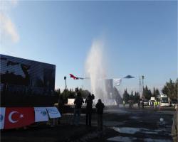 İstanbul'un sigortası Melen'de 1. kısım açıldı
