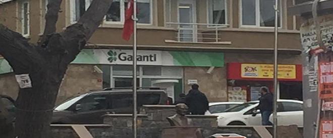 Güvenlik görevlisi bankada intihar etti