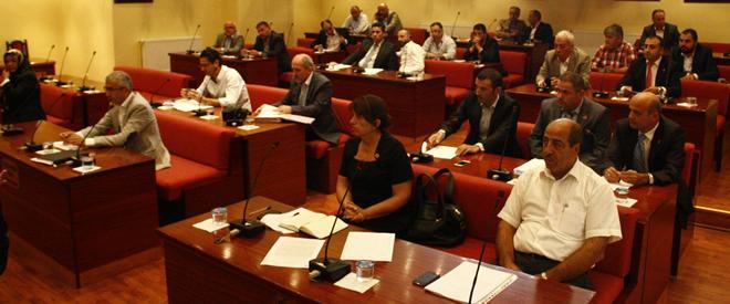 Beykoz Belediye Meclisi gergin başladı gergin bitti!