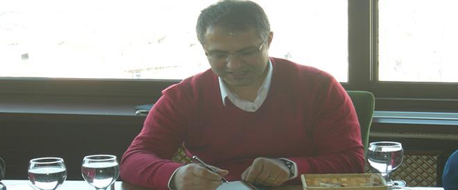 Beykoz'un turizm elçisi Ali Bilir hedeflerini açıkladı!