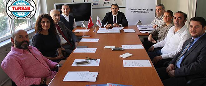 TURSAB'ın yeni Başkan ve Genel Sekreteri Beykoz'dan