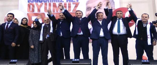 Beykoz 16 Nisan referandumuna hazır