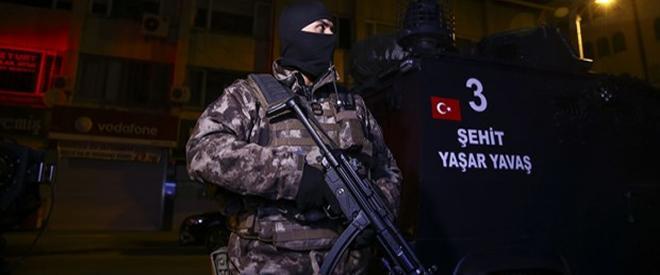 SON DAKİKA… Beykoz'da DEAŞ operasyonu