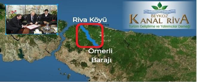 Beykoz Kanal Riva projesinde 5 bin kişiye iş imkânı