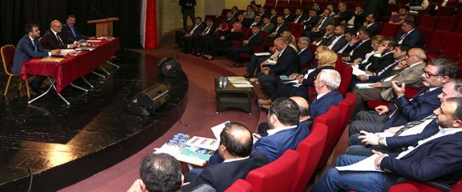 Beykoz Belediyesi 2017 faaliyetleri oy çokluğuyla geçti