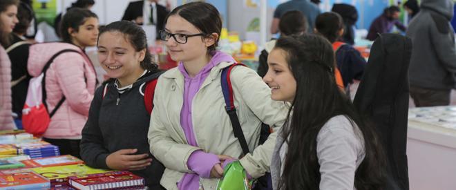 Türkiye'nin tek çocuk temalı fuarı Beykoz'da açıldı