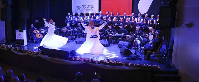 Beykoz Musiki Topluluğu ruha ve gönüllere seslendi