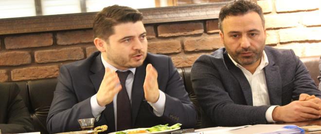 Milli Görüşçü Cabir Soylu Beykoz'dan bağımsız aday oldu