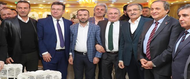 Beykoz belediye başkan adayları bir araya geldi!