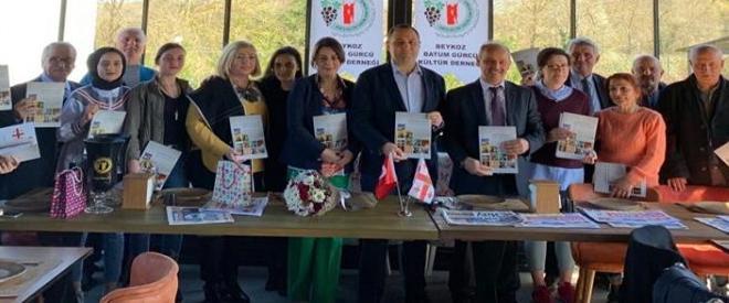 Gürcü kültürü Beykoz da yaşatılmaya devam ediliyor