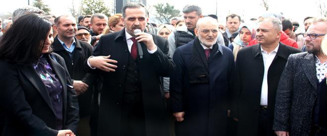 Hanefi Dilmaç: Beykoz'un iradesine sahip çıkacağız!