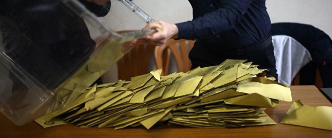 Beykoz'da geçersiz 152 oy AK Parti'ye yazıldı