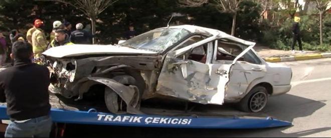 Beykoz'da ehliyetsiz sürücü dehşeti! 1 kişi öldü!