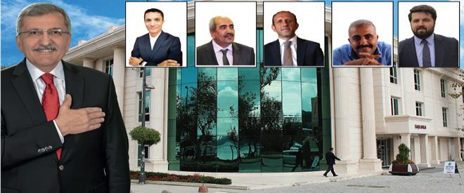 Başkan Murat Aydın yeni çalışma ekibini oluşturuyor