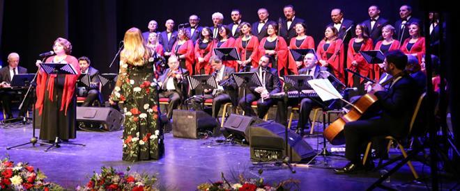 Belediye Musiki Topluluğu Beykoz a baharı getirdi