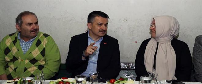 Cumhurbaşkanı Erdoğan'a Beykoz'dan sürpriz davet!