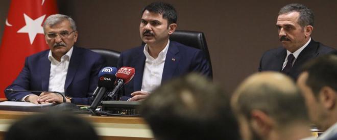 Murat Kurum: Beykoz da ilk hedef 10 bin konutun dönüşümü!