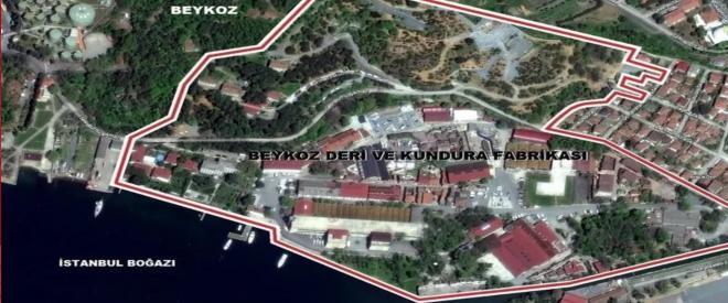 Beykoz Deri Kundura Fabrika arazisi kurul gündeminde!