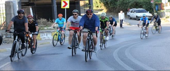 Bu Pazar Beykoz sokaklarında bisiklet uygulaması başlıyor!