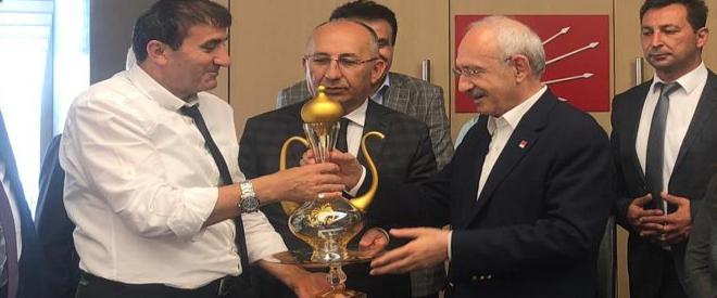 Kemal Kılıçdaroğlu Beykoz Camına el attı!
