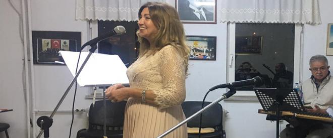 Beykoz musiki üyelerinde öğretmenlerine sürpriz