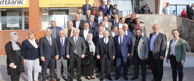 Beykoz muhtarlarının talepleri Ankara ya taşındı