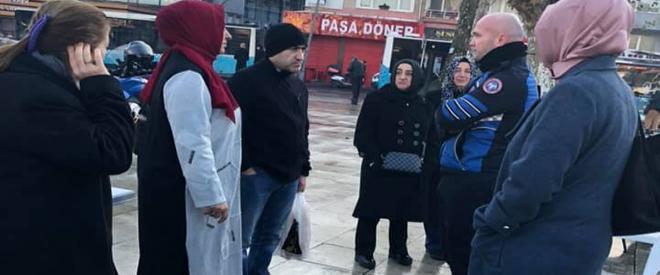 Beykoz'da kadınların yerli malı etkinliğine İBB engeli