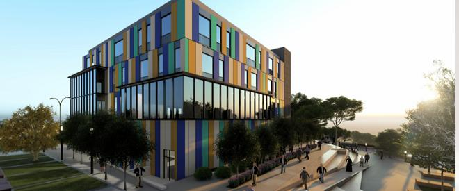 Beykoz'un yeni Gençlik Merkezi 2020'de açılıyor