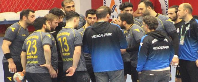 Beykoz, Türkiye Kupasında çeyrek finale yükseldi