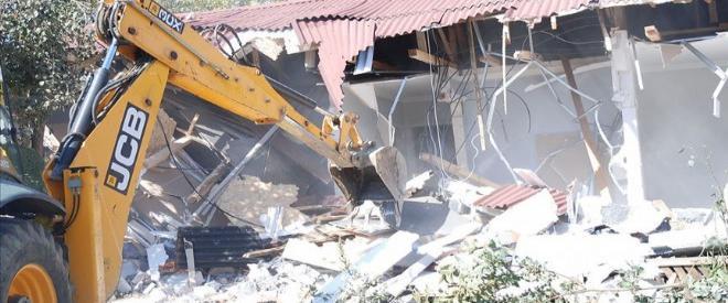 Beykoz'daki kaçak yapılara ceza yağdı!