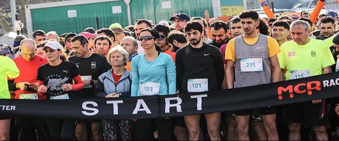 Bin kişi Beykoz Riva Koşusu'nda ter dökecek