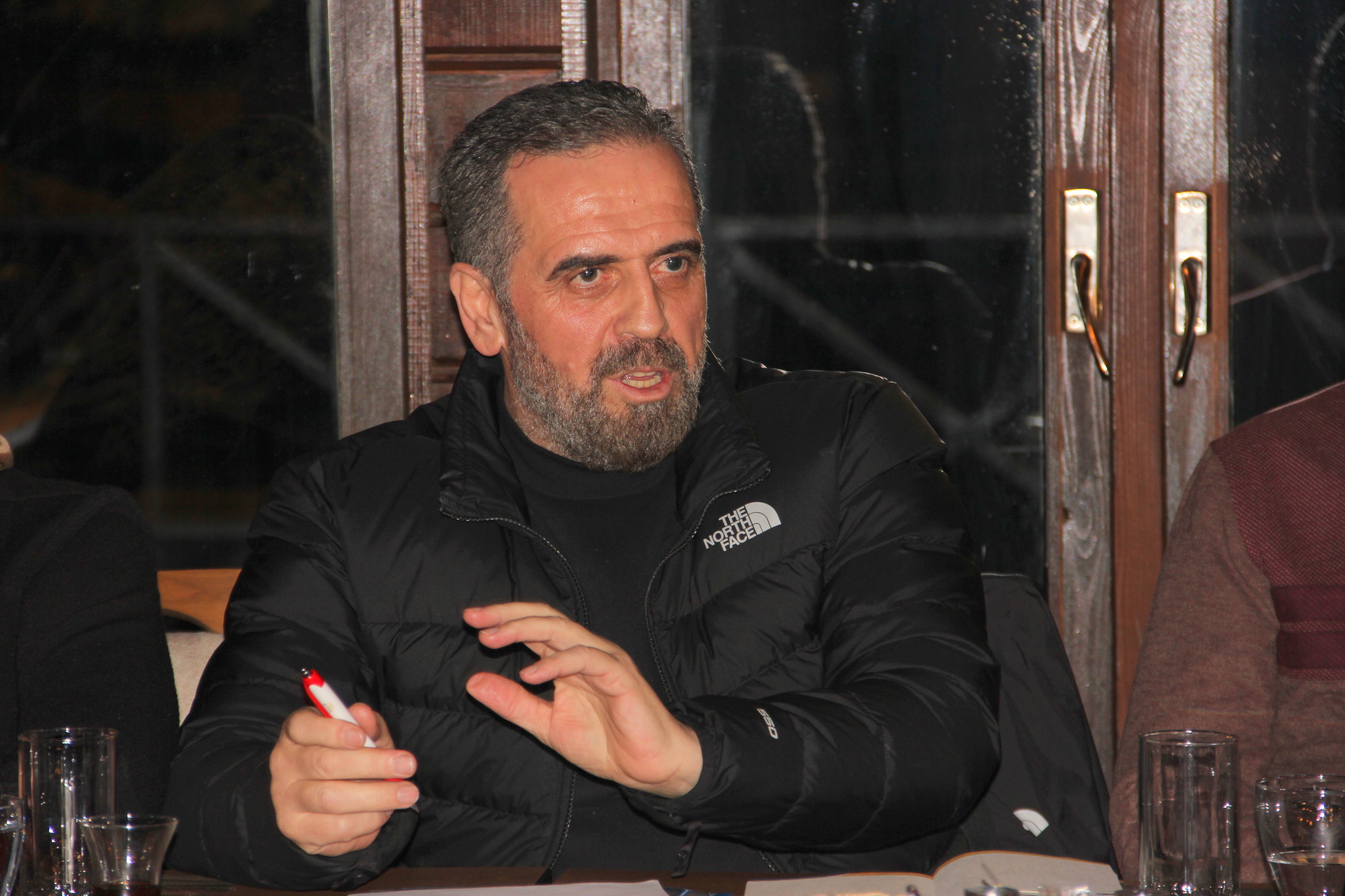 Hanefi Dilmaç: Beykoz'da siyaset yapmaya devam edeceğim!