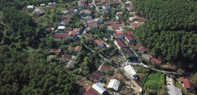 Beykoz'da kaçak yapıya arsa değerine göre ceza!