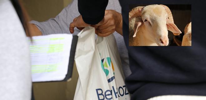 Beykoz'da her yıl 3 bin 700 aile et sevinci yaşıyor