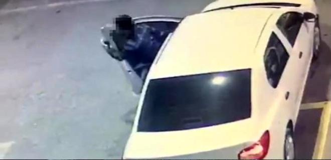 Beykoz'da hırsızlık yapan 4 şüpheli yakalandı