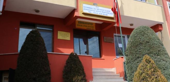 Beykoz'da muhtarlık binaları yenileniyor