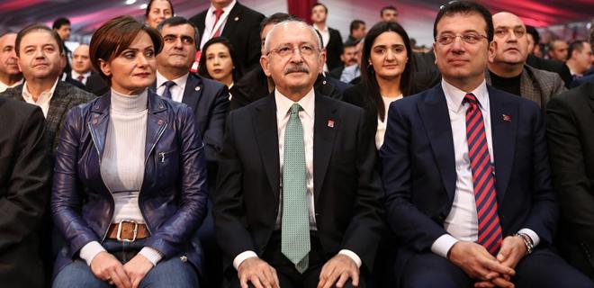 CHP İstanbul il yönetiminde Beykoz'dan üç isim