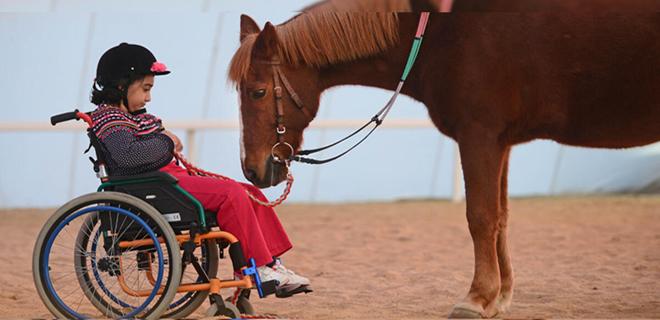 Beykoz'da bir ilk! Atla terapi dönemi başlıyor