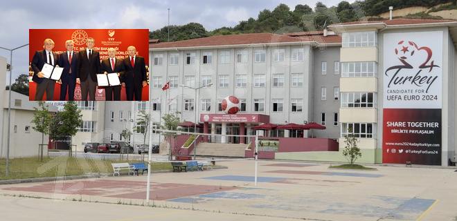 Dünyada bir ilk! Beykoz'da Hakem Meslek Lisesi açılıyor