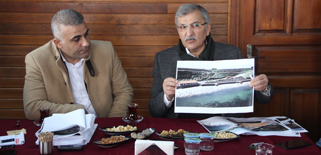 Başkan Murat Aydın Beykoz halkına müjdeleri sıraladı