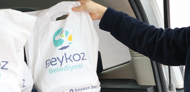 Beykoz'da 60 yaş üstü vatandaşlar için büyük hizmet