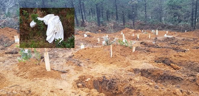 İBB'den Beykoz'a 'Koronavirüs Mezarlığı'