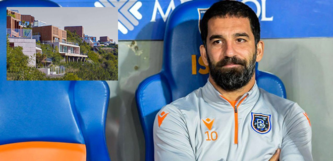 Arda Turan Beykoz'dan 5 milyon dolara villa aldı