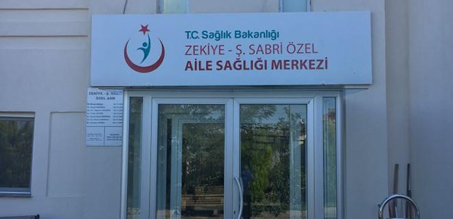 Beykoz Kavacık ASM karantinaya alındı
