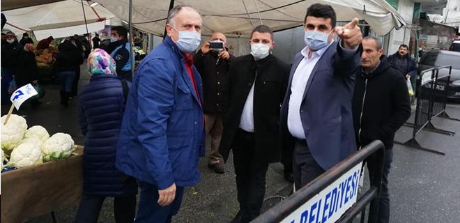 Beykoz'da koronavirüsle mücadele bilançosu açıklandı
