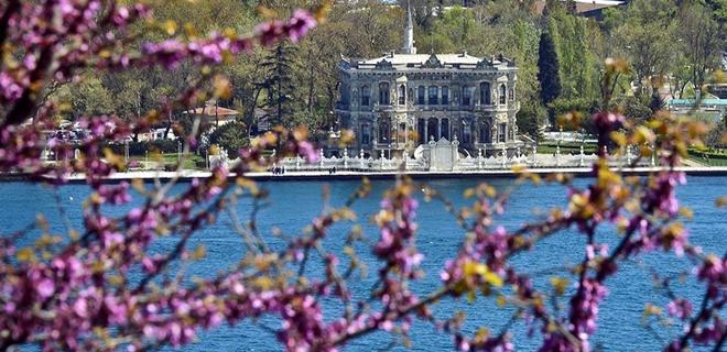 Beykoz'da aşkın, sevginin, yaşama sevincinin sembolü!